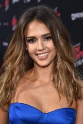 Jessica Alba – 'Sin City A Dame To Kill For' Premiere in Los Angeles