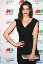 Jessica De Gouw at Melbourne International Film Festival Opening Ceremony - July 2014