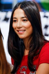 Jessica Gomes - Meet & Greet at David Jones Elizabeth Street Store - August 2014