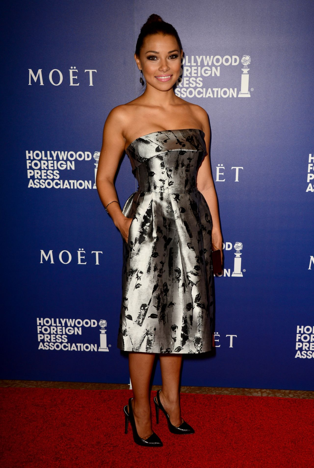 Jessica Parker Kennedy - Grants Banquet in Beverly Hills - August 2014