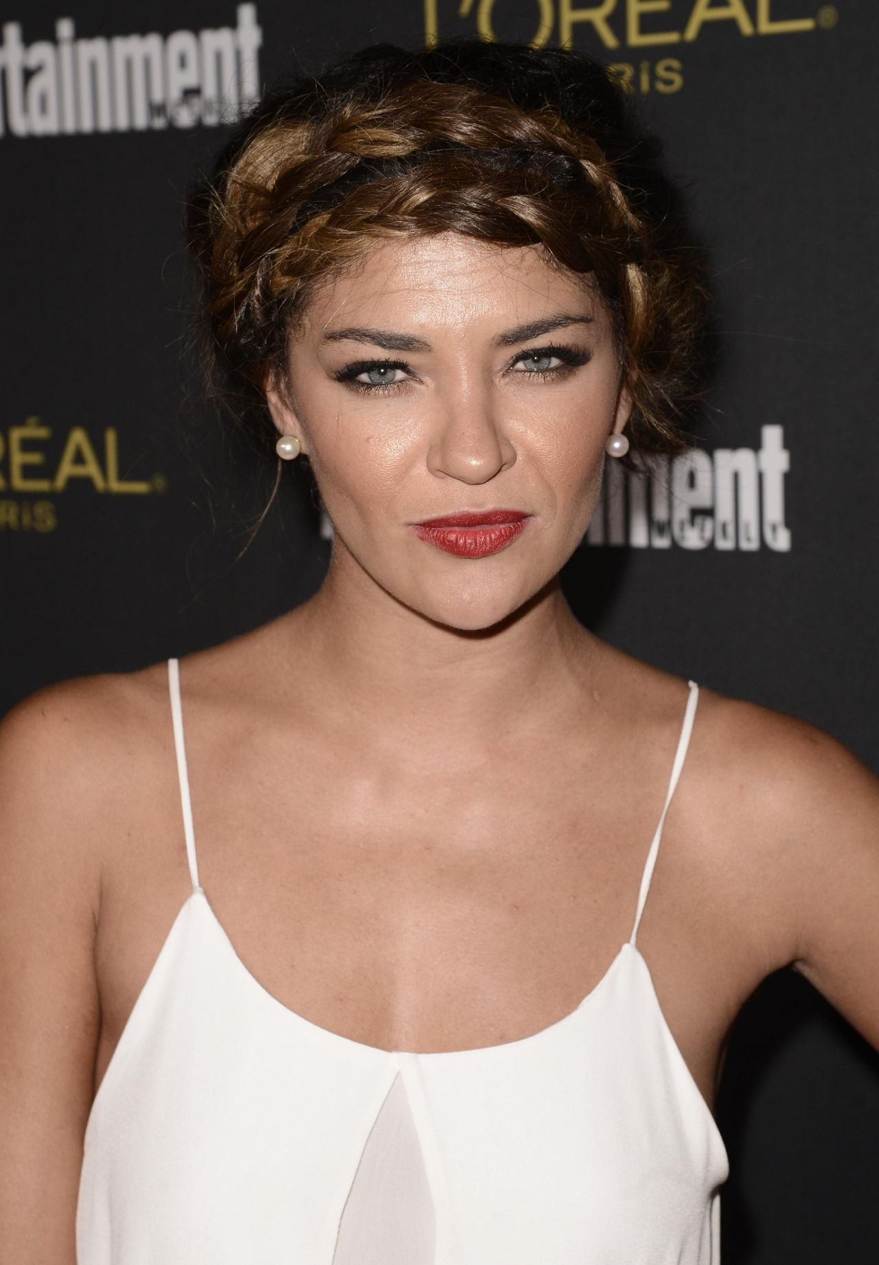 Jessica Szohr - Entertainment Weekly's Pre-Emmy 2014  Party in West Hollywood