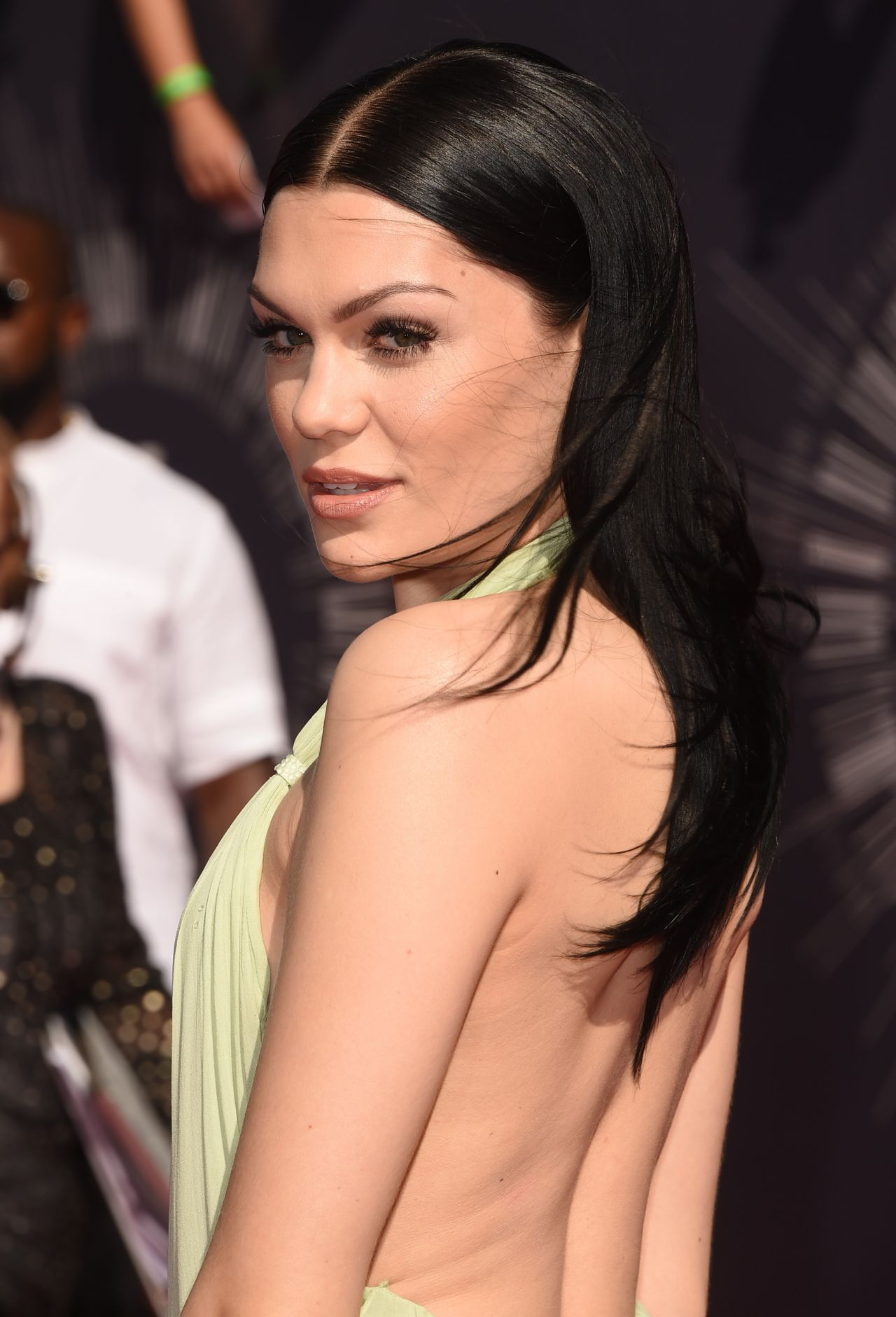 Jessie J 2014 Mtv Video Music Awards In Inglewood