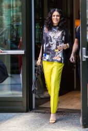Jessie J - Leaving Her Hotel in Manhattan - August 2014