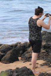 Jillian Rose Reed in a Bikini in Hawaii - August 2014