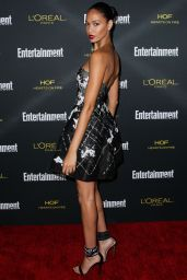 Joan Smalls – Entertainment Weekly's Pre-Emmy 2014 Party in West Hollywood