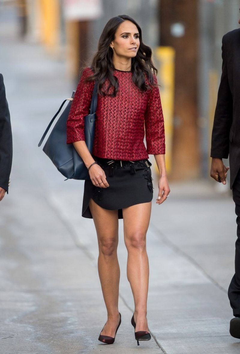 Jordana brewster goes braless in sexy sheer dress