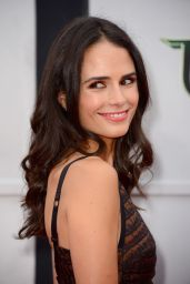 Jordana Brewster – 'Teenage Mutant Ninja Turtles' Premiere in Westwood