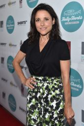 Julia Louis-Dreyfus - Hollyshorts 2014 Opening Night in Hollywood