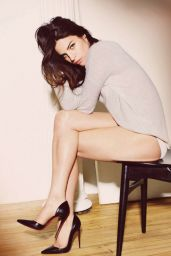 Julia Restoin Roitfeld - Photoshoot for GQ Magazine (UK) - September 2014