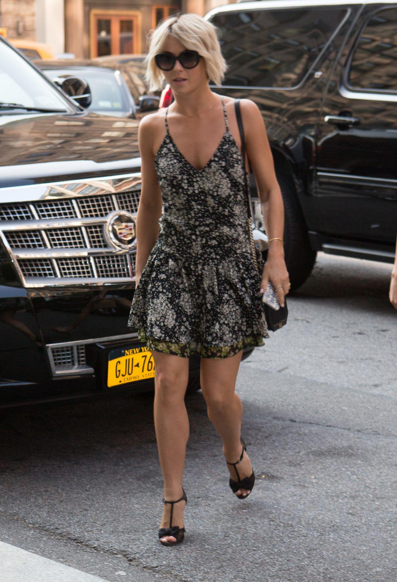 Julianne hough the world of celebrity
