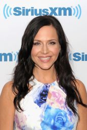 Julie Benz at SiriusXM Studios in New York City - August 2014