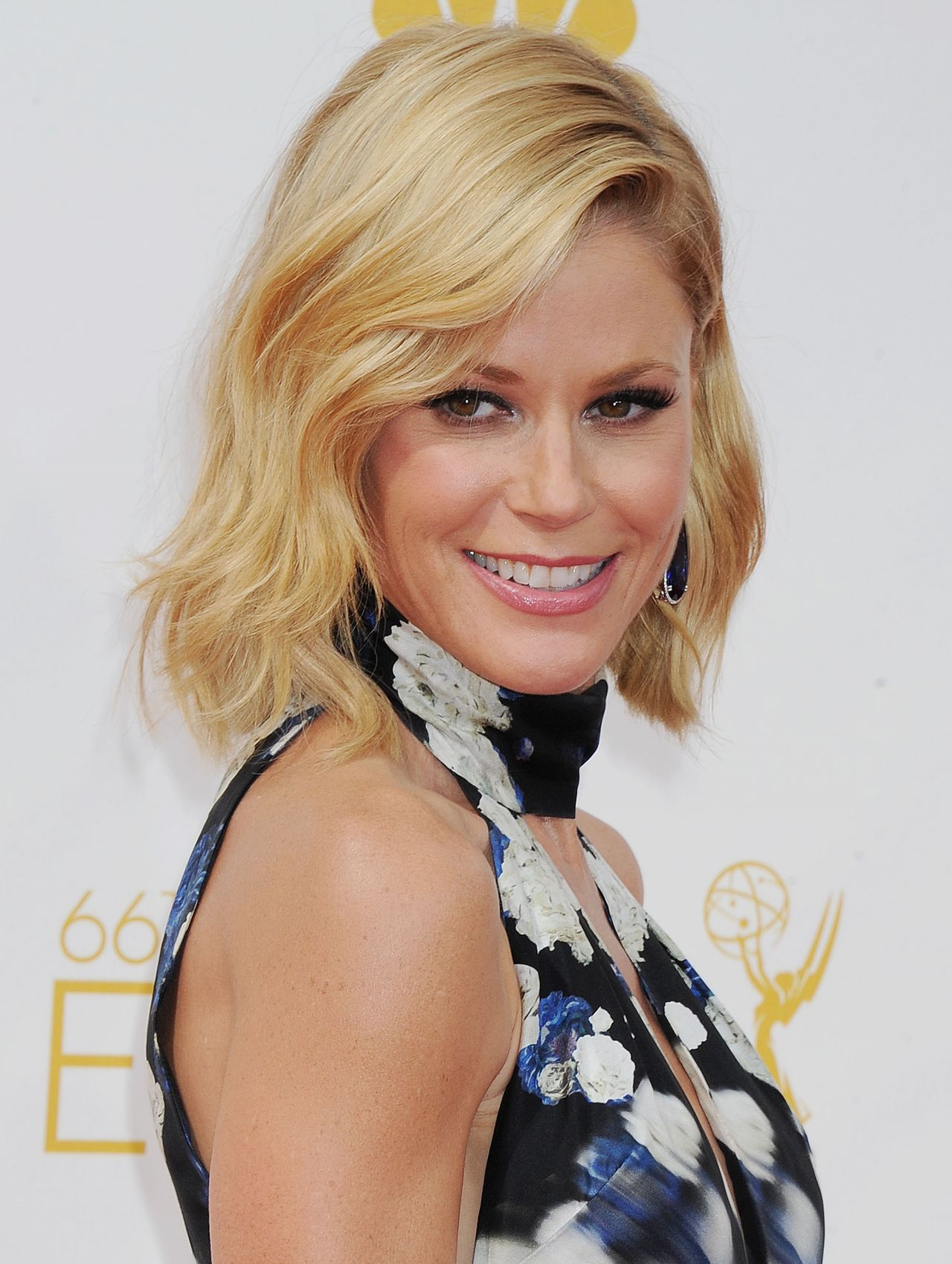 Julie Bowen 2014 Primetime Emmy Awards In Los Angeles