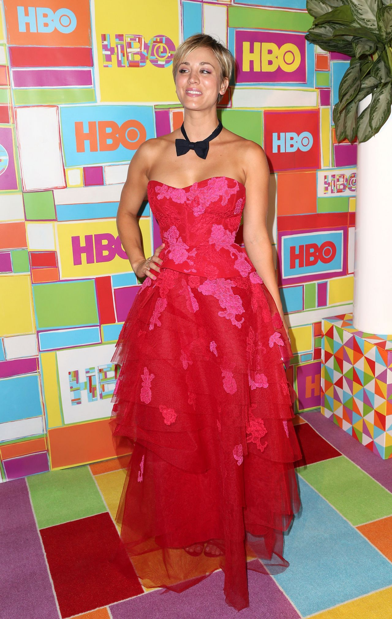 Kaley Cuoco – HBO's Official 2014 Emmy After Party