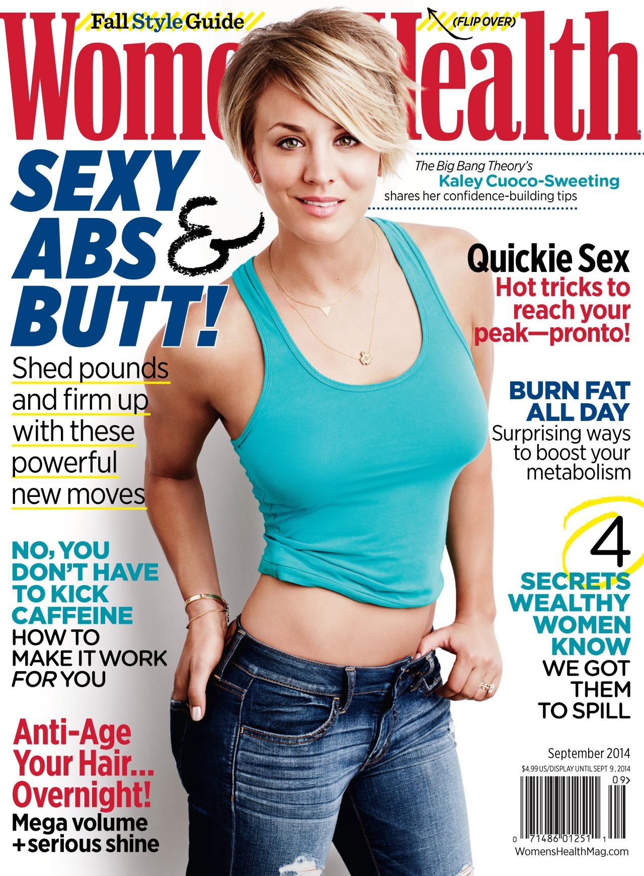 Kaley Cuoco - Women