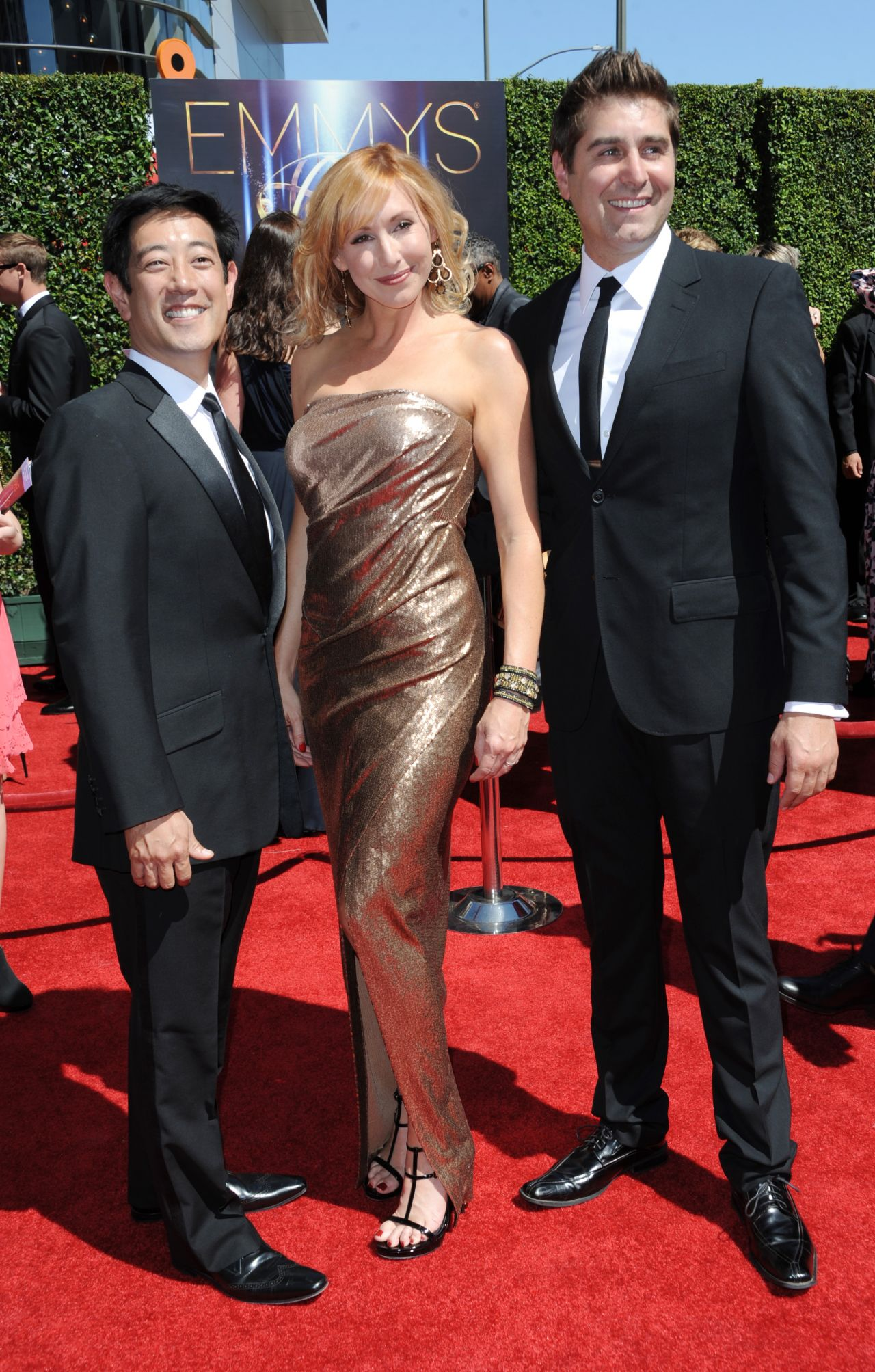 Kari Byron - 2014 Primetime Creative Arts Emmy Awards in Los Angeles