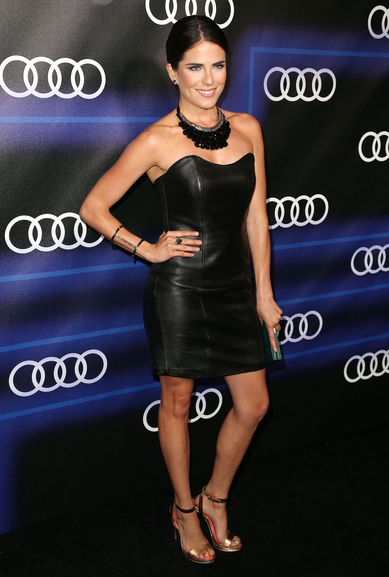 Karla Souza - Audi Celebrates Emmys