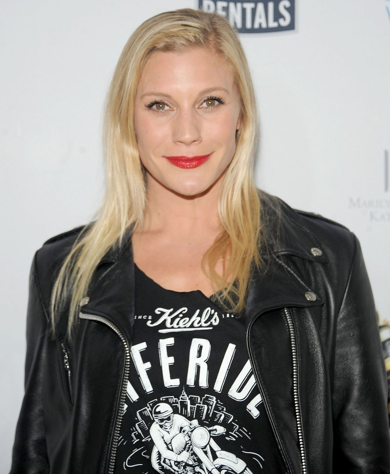 Katee Sackhoff – Kiehl's LifeRide Finale Event – August 2014