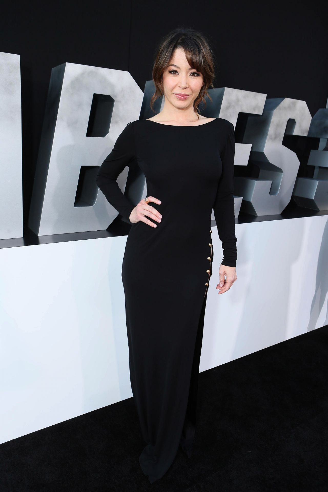 Katherine Castro – 'The Expendables 3′ Premiere in Los Angeles