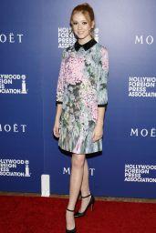 Katherine McNamara - HFPA Grants Banquet - August 2014