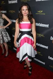 Katie Lowes – Entertainment Weekly's Pre-Emmy 2014 Party