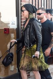 Katy Perry Arriving At The Mutter Museum In Philly - August 2014
