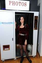 Katy Perry at SiriusXM Studios in New York City – August 2014