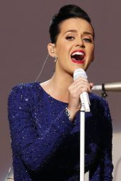 Katy Perry Performs at Celebration of Special Olympics and a Unified Generation - July 2014