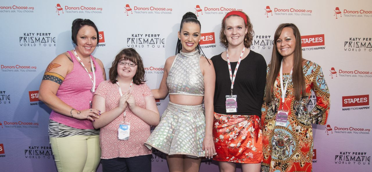 meet and greet katy perry 2014 tour