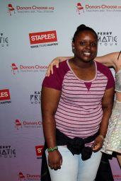 Katy Perry - Staples DonorsChoose.org Meet and Greet - August 2014
