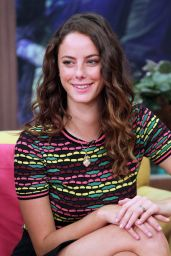 Kaya Scodelario Promoting