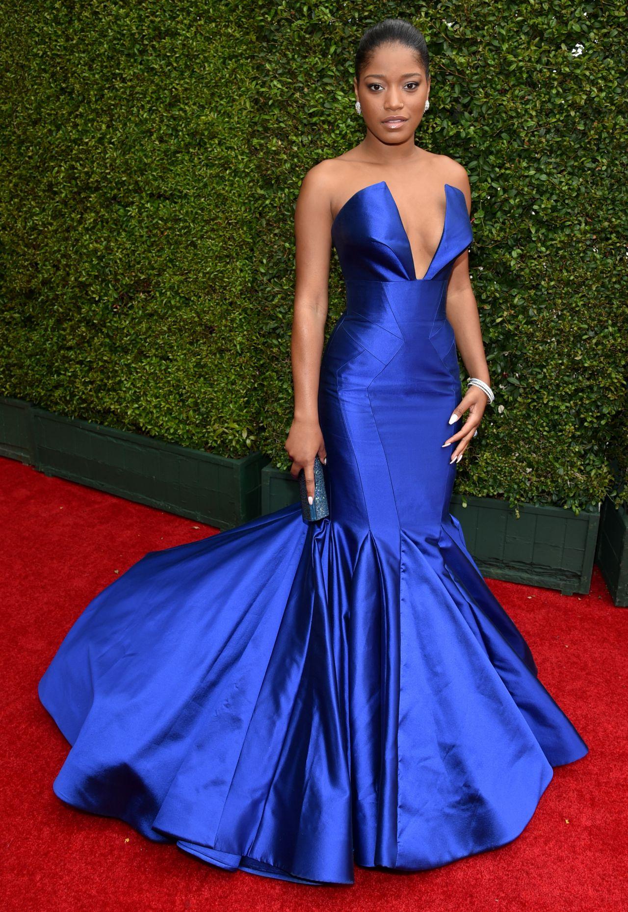Keke Palmer Leggy in Mini Dress - Out in New York City ... |Keke Palmer 2014