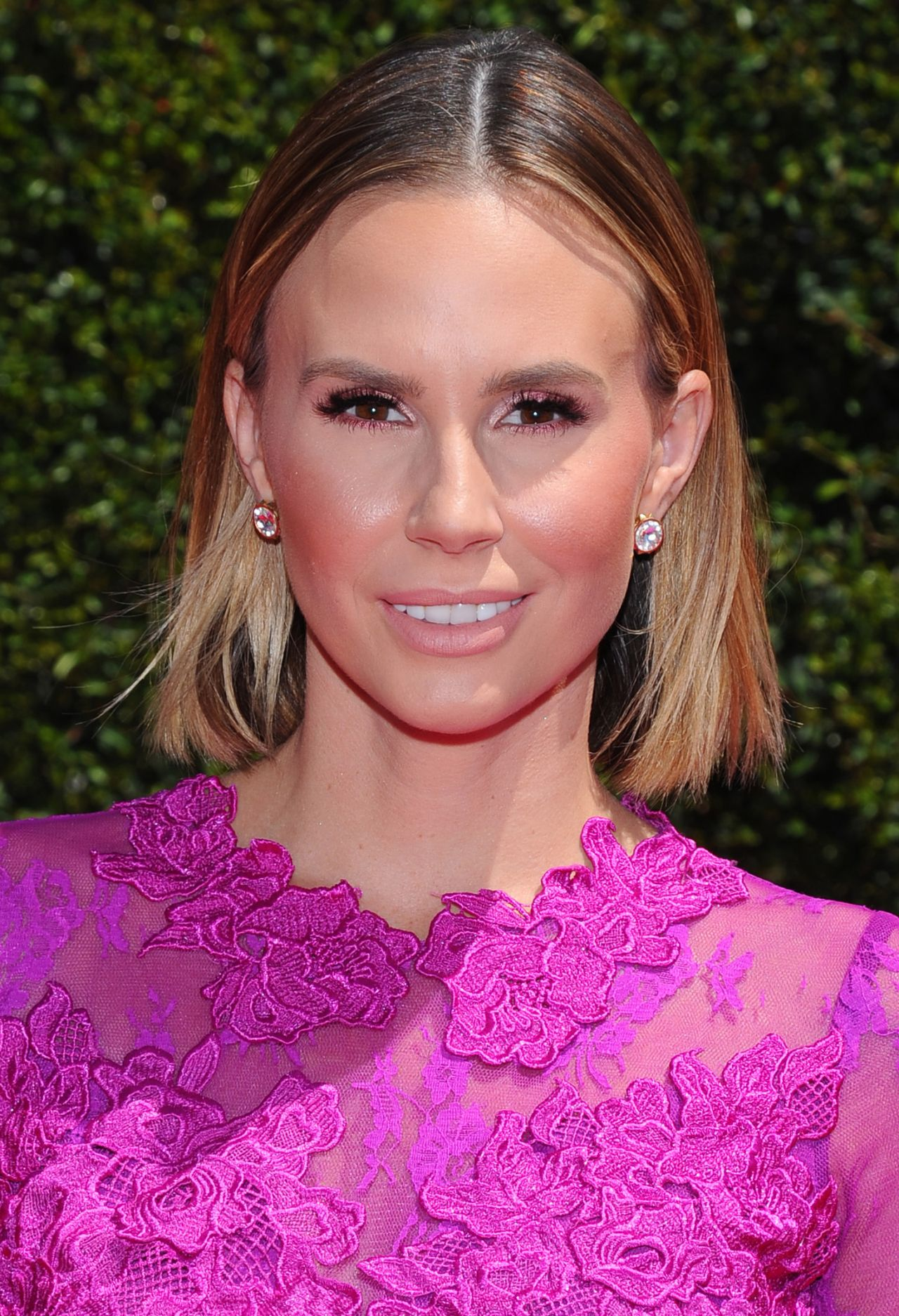 Keltie Knight - 2014 Creative Arts Emmy Awards