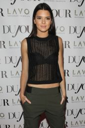 Kendall Jenner – DuJour Magazine Celebrating Kendall and Kylie's Bruce Weber Shoot