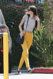 Kendall Jenner – Out in Los Angeles – August 2014