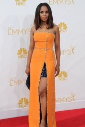 Kerry Washington – 2014 Primetime Emmy Awards in Los Angeles