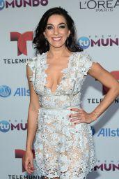 Kika Rocha – 2014 Telemundo's Premios Tu Mundo Awards