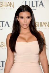 Kim Kardashian - Kardashian Sun Kissed Promo Event - August 2014