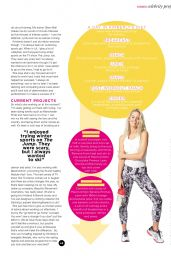 Kimberly Wyatt - Health & Fitness Magazine (UK) September 2014 Issue