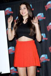 Kira Kosarin - Planet Hollywood Thundermans Promo - August 2014