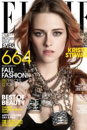 Kristen Stewart - ELLE Magazine (US) - September 2014 Issue