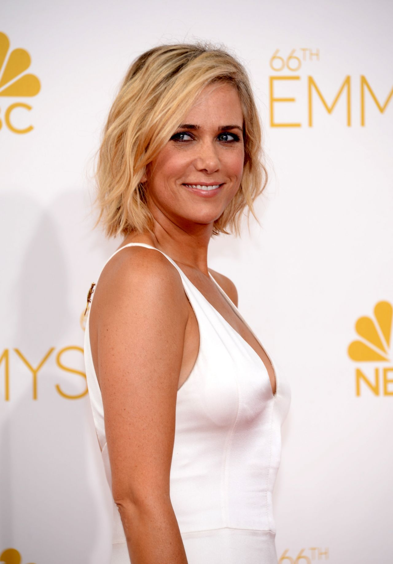 Kristen Wiig 2014 Primetime Emmy Awards In Los Angeles