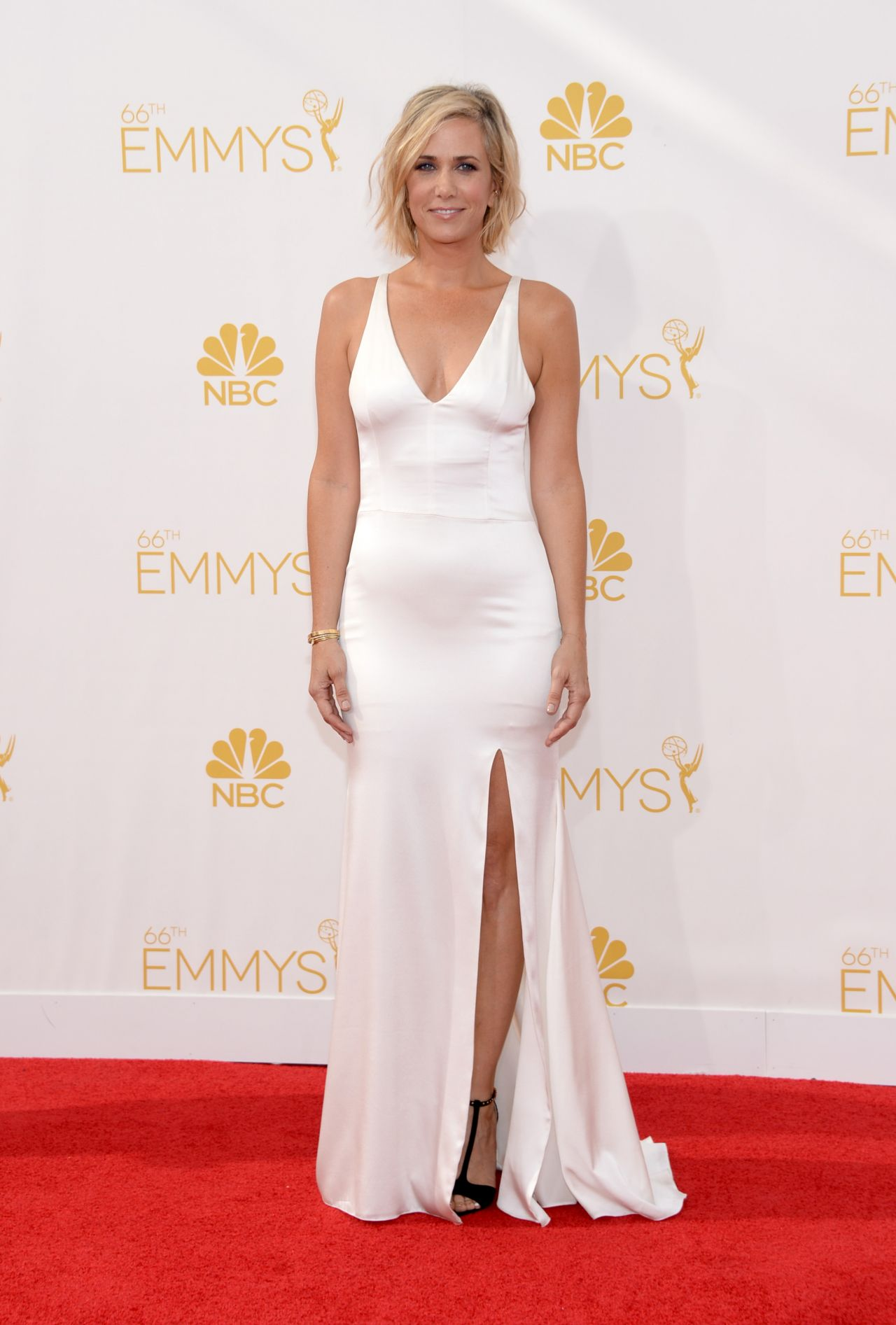 Kristen Wiig 2014 Primetime Emmy Awards In Los Angeles