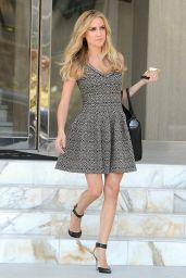 Kristin Cavallari Shopping in West Hollywood - August 2014