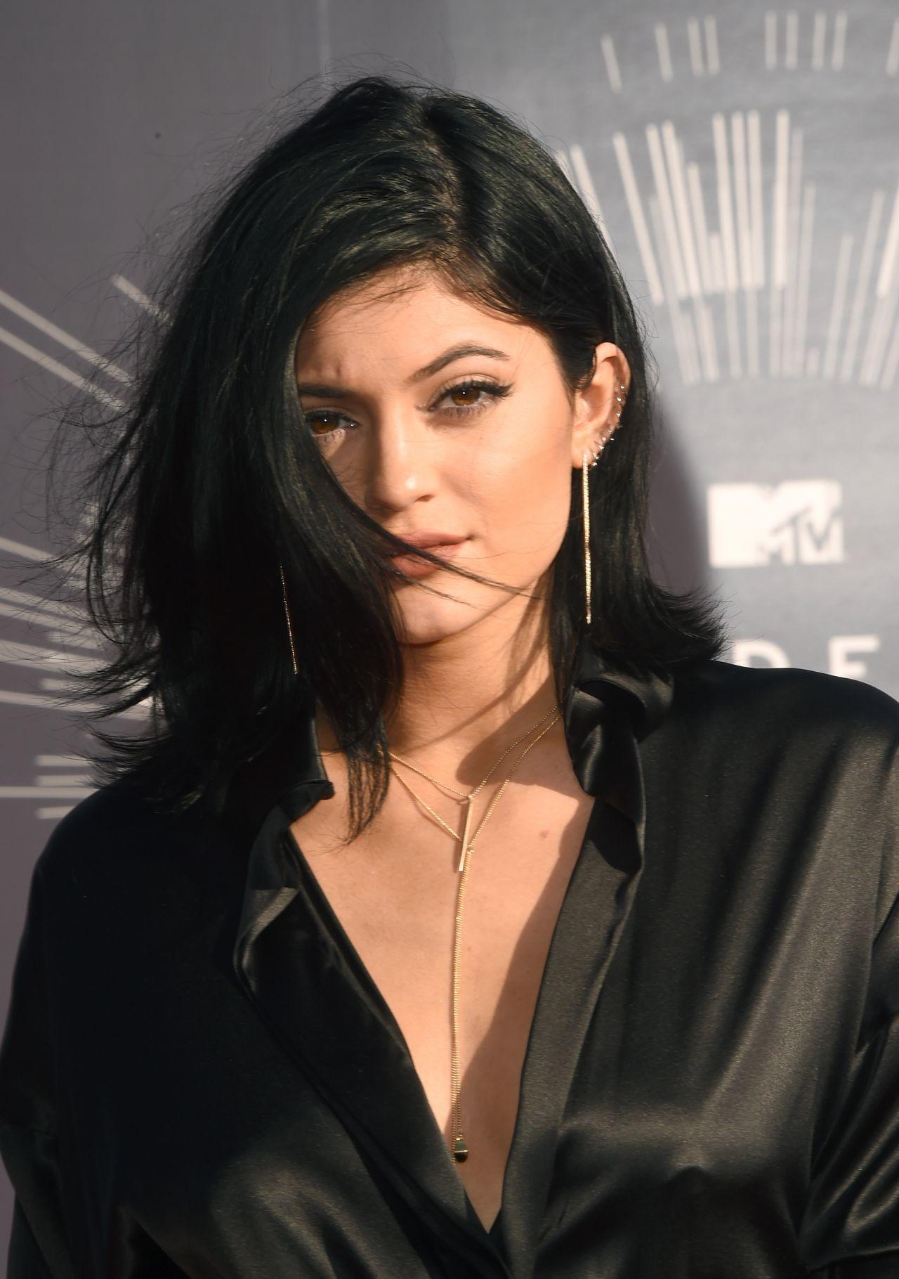 Kylie Jenner 2014 Mtv Video Music Awards In Inglewood