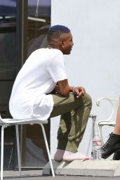 Kylie Jenner Out in Hollywood - August 2014