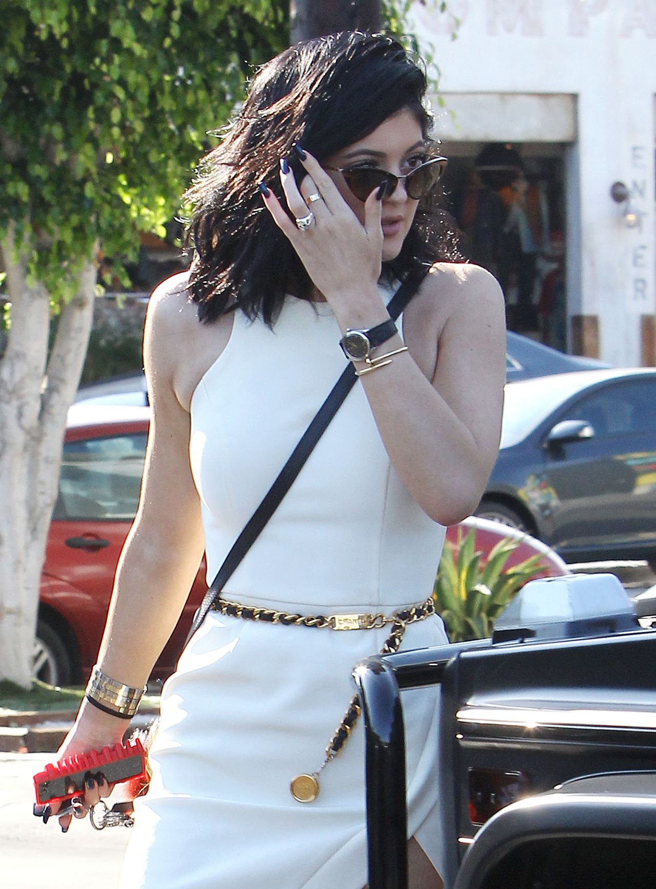 ... Jenner Style – Leaving Fred Segal in West Hollywood – August 2014 Sara Paxton 2014 Boyfriend