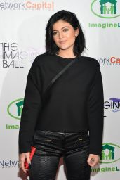 Kylie Jenner - The Imagine Ball at the House of Blues in West Hollywood - August 2014