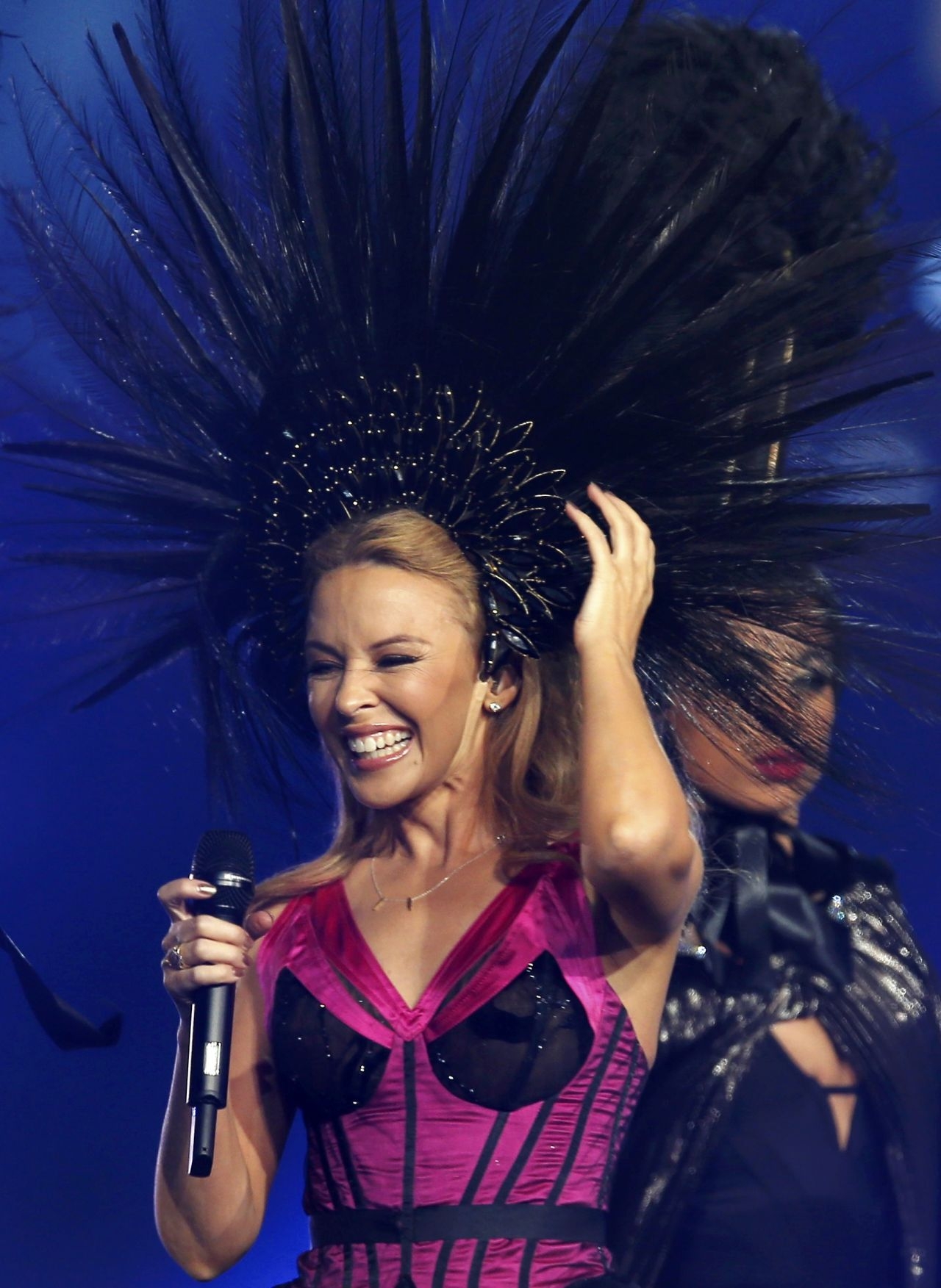Kylie Minogue - Commonwealth Games 2014 Closing Ceremony