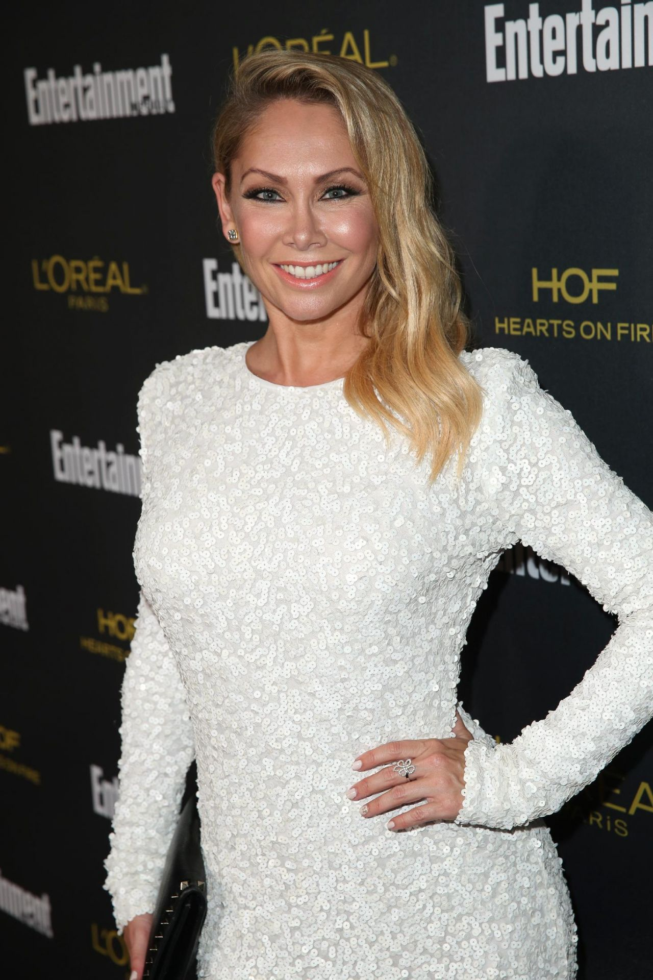 Kym Johnson – Entertainment Weekly's Pre-Emmy 2014 Party