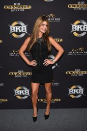 Laura Croft – Big Knockout Boxing Inaugural Event in Vegas – August 2014